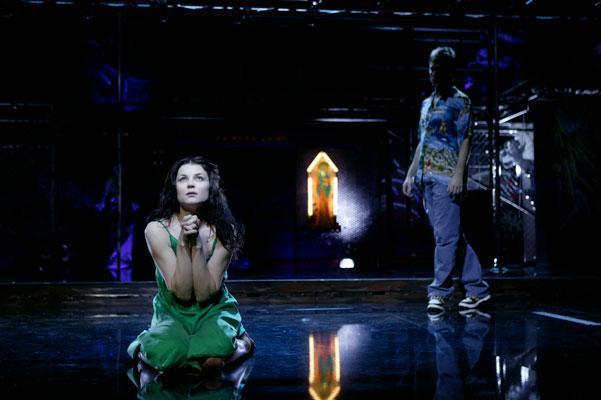 West Side Story - Musical -  Oslo Nye Teater - Oslo, Norway  - Director: Svein Sturla Hugnes - Costume design: Christina Lovery