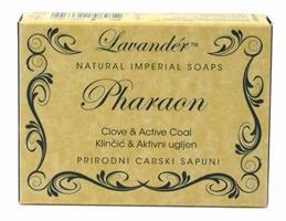 Pharaon - kryddnejlika och aktivt kol