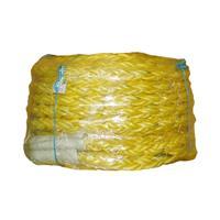 Danline 2x4-fl,gul,blå tråd,2 kl poll-ögon,36x110m