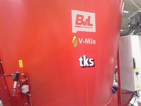BvL Bogserad blandare 18 kubik.