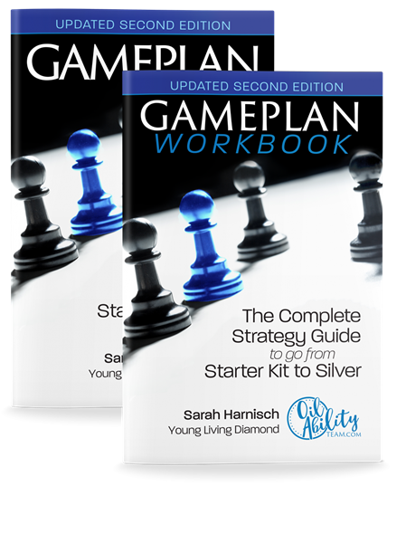 Gameplan book (senaste) & workbook
