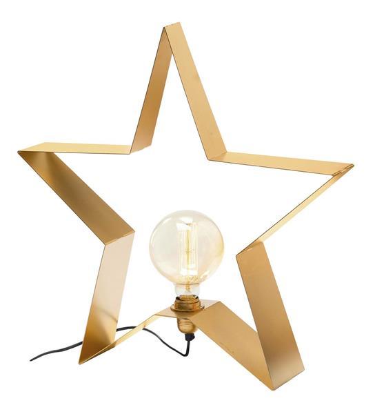 Millenium Star 40cm - mässinglack