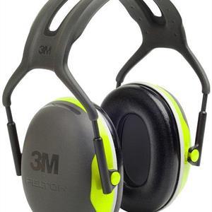 Hörselkåpa 3M Peltor X4A hjässbygel