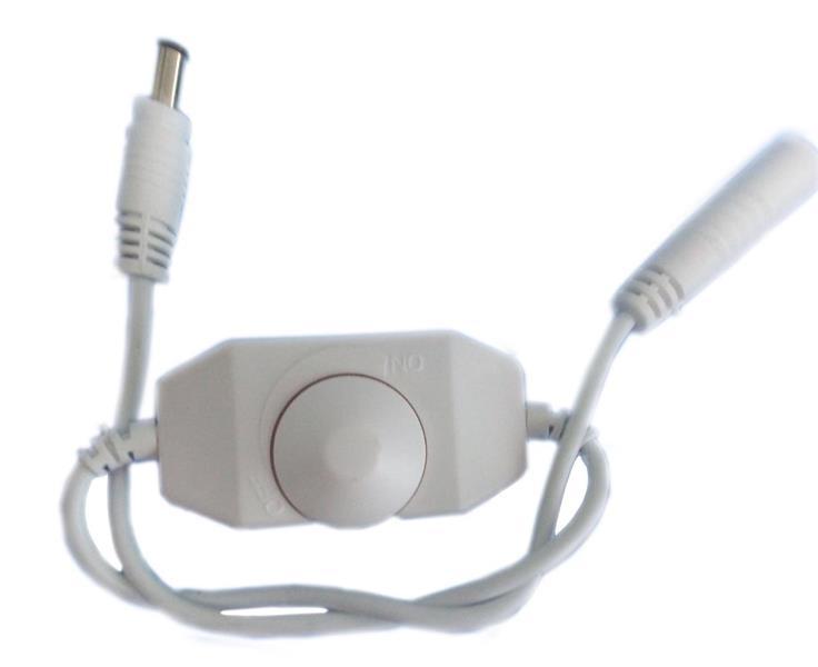 Dimmer LED - vit