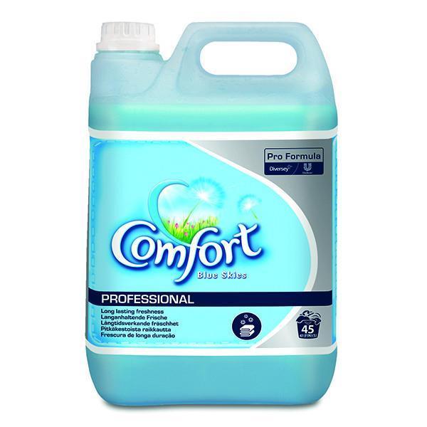 Comfort Professional Blue Skies tekstiilien huuhteluaine 5L