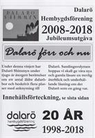 Dalarö Hembygdsförening 20 år