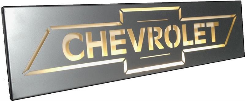 Chevrolet - Silver