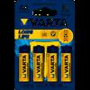 Varta Industrial Paristo AA LR6 1.5V Alkaali