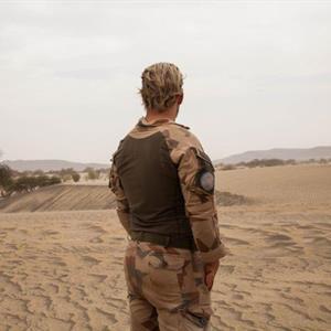 Taiga Combat SF UAC Shirt m/90 desert