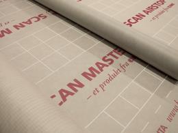 Scan Master diffusjonsåpent undertak  1,5x50 m KK