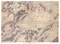 Dalarö /sjökort