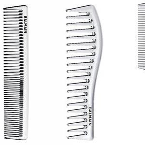 Limited Edition Silver Tail Comb