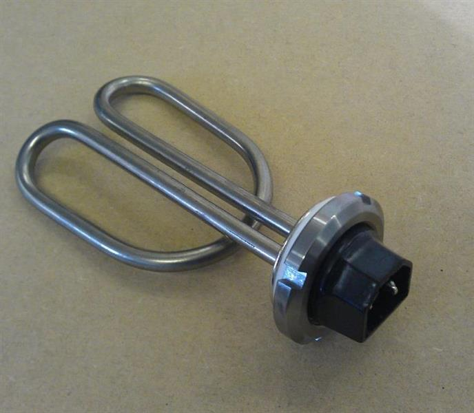 Värme element 220V 2,4Kw med kontakt