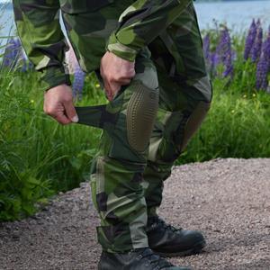 Taiga Combat SF Trouser med Knäskydd