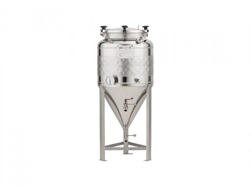 Speidel koniskt Jäskärl trycktåligt 120 liter