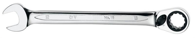 Räikkälenkkiavain 19mm Bahco 1RM-19