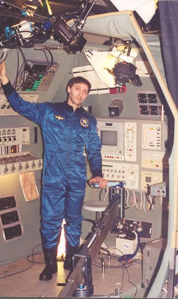 The Cosmonaut - Director: Stefan Faldbakken/Paradox - Costume design: Christina Lovery