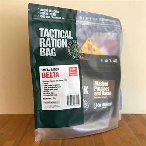 Tactical Foodpack 1 Meal Ration Delta