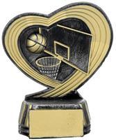 Basket Hjärta