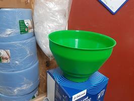Mjölktratt plast 160mm