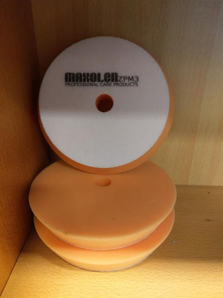Polerpute Maxxolen Orange (Myk) Polering