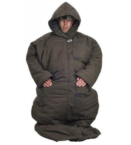Heli Overcoat TCIP