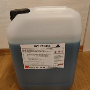 Polyester 10 kg Kanne