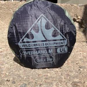Wilderness Equipment Overhang UL medium