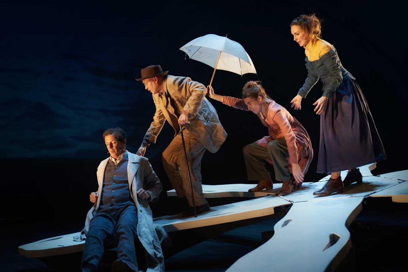 Pan - Rogaland Teater - Director: Arne Nøst - Costume Design: Christina Lovery - Foto: Stig Håvard Dirdal 2018
