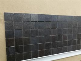 MYYTY!   3,5m2 erä  Metal Stone Castanho/Grey 4,8x4,8cm mosaiikki