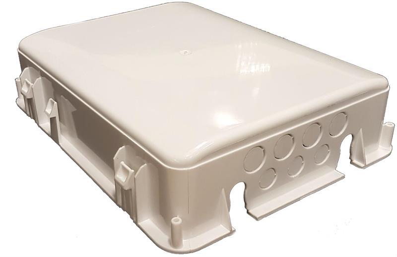 Monteringslåda Glesbox LED - Vit