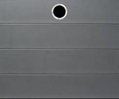 GTTM Titan Metallic grå, leddport, 250x213 cm
