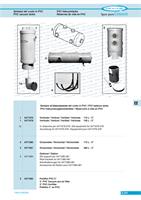 Vakuumutjämningsbehållare 115l