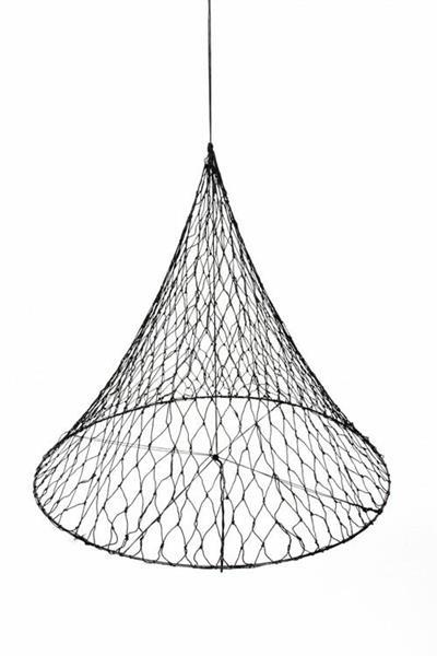 """Päivämerkki  """"Diamond shape"""" verkko koko 610mm"""