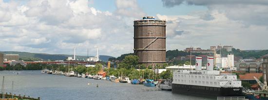 Ett berömt landmärke i Göteborg försvinner