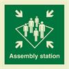 Assembly station 150x150 mm