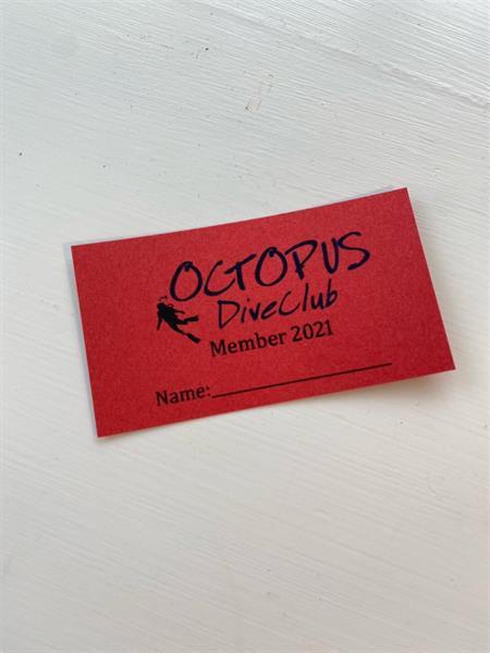 Medlemskap OCTOPUS Diveclub