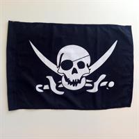 Sjørøverflagg til flaggstang