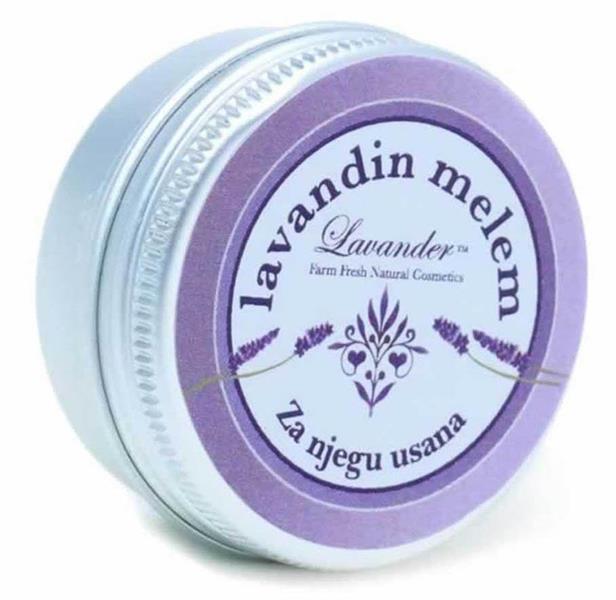 Läppbalsam - lavender