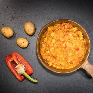 Beef & potato pot