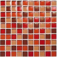 Rosso Lucido Mix  2,30 x 2,30