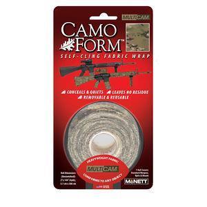 Camo Form MC