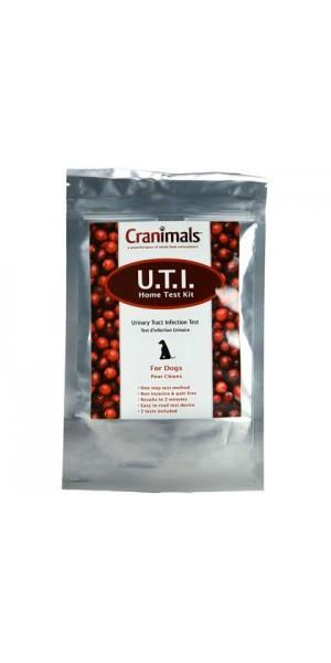 Cranimals UTI Home test kit