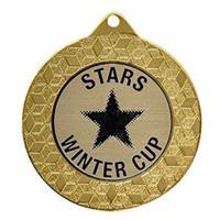 Medalj Stjärnskott