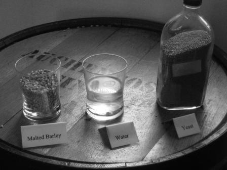 Whisky ingredienser