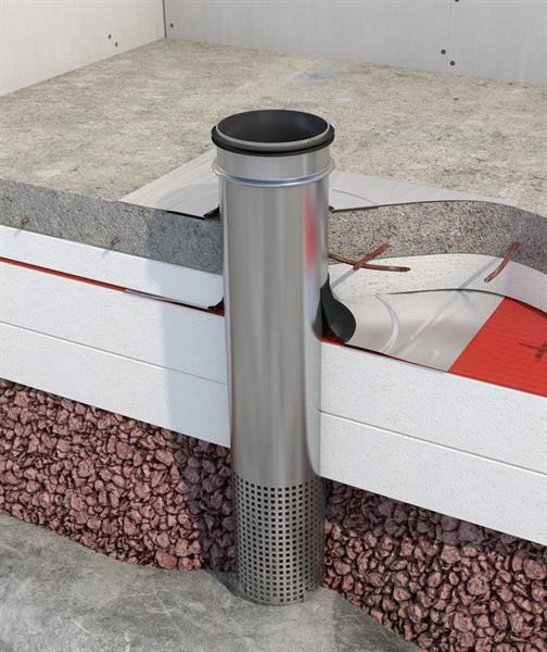Radonbrønn V (Ø125mm)