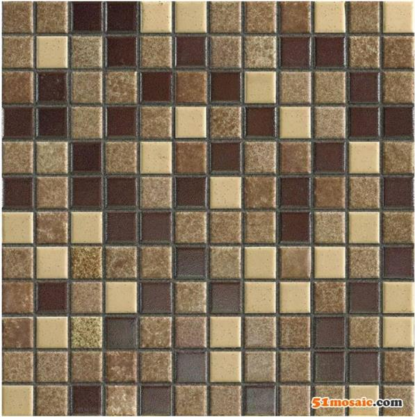 Mix Brown, keraaminen  2,30 x 2,30