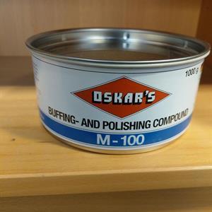 Oskars M-100 Rubbing for form (Tidl Norpol R-10)