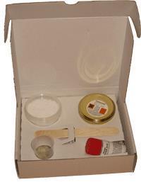 Reparasjonsett Top/gel skader (Legg til fargekode)