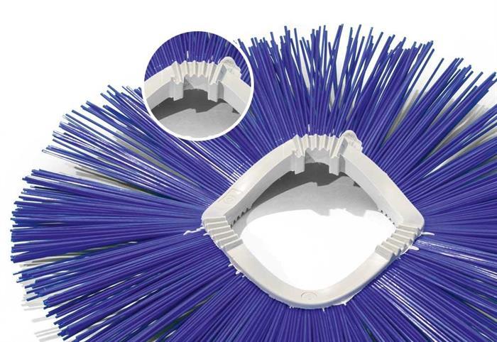 Utökat sortiment med Unik borstring - WaveLine CrownLock®